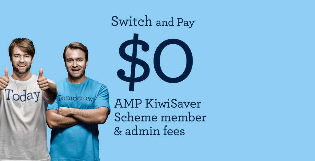Top up your AMP KiwiSaver Scheme